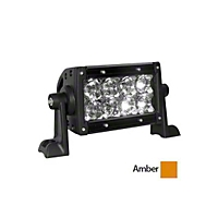 Rigid Industries 4 in. Amber E-Series (Universal Application) - Rigid Industries 10412