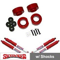 SkyJacker 2 in. Lift Kit w/ Shocks (97-06 Wrangler TJ) - SkyJacker SKYTJ20