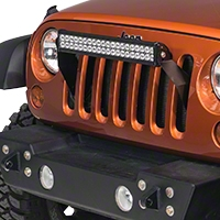Lifetime LED 21.5 in. 40 LED Lightbar (Universal Application) - Lifetime LED LLL-120-7200-FLOOD