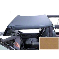 Rugged Ridge Mount Pocket Brief, Spice (97-06 Wrangler TJ) - Omix-ADA 13585.37