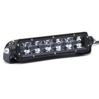 Rigid Industries 6 in. SR-Series, Driving, Amber (Universal Application) - Rigid Industries 90662