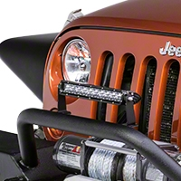 Rigid Industries 10 in. SR-Series, Amber (Universal Application) - Rigid Industries 91012