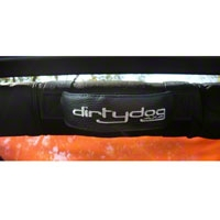 Dirtydog 4x4 Roll Bar Straps Leather (Universal Application) - Dirty Dog 4x4 DD-R-DIRTY