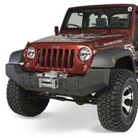 Olympic 4x4 Smugglers Side Storage Boxes, Gloss Black (07-13 Wrangler JK) - Olympic 4x4 518-171