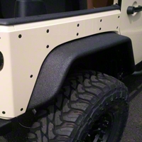 River Raider Rear Tube Fenders (07-13 Wrangler JK) - River Raider Off Road 1104-E-FW