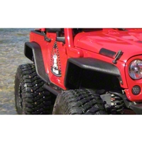 River Raider All (4) Tube Fenders (07-13 Wrangler JK) - River Raider Off Road 0107-E-FW