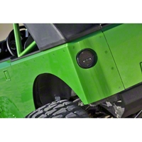 River Raider Full Corners, Bare, Steel (07-13 Wrangler JK, 2 Door) - River Raider Off Road ARM-6132