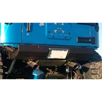 River Raider Pro Crawler Rear Bumper, Black Powdercoat (07-13 Wrangler JK) - River Raider Off Road BMP-3050-PC