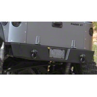 River Raider ST Rear Bumper, Black Powdercoat (07-13 Wrangler JK) - River Raider Off Road BMP-6831-PC