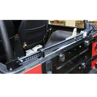 River Raider Hi Lift Jack Mount (97-06 Wrangler TJ) - River Raider Off Road ACC-1063