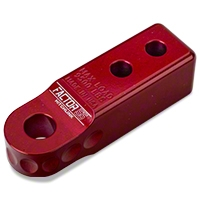 Factor 55 Aluminum Hitchlink, Red (Universal Application) - Factor 55 Hitchlink Red