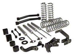 Rough Country 3.5 in. Series II Lift Kit w/ Shocks (07-16 Wrangler JK 4 Door)