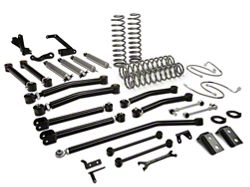 Rough Country 6 in. X-Series Suspension Lift kit w/ Shocks (07-16 Wrangler JK 4 Door)
