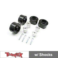 TeraFlex 1.5 in. Budget Boost Lift Kit w/Shocks (97-06 Wrangler TJ) - Teraflex 1245200
