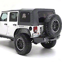 Smittybilt OEM Replacement Top w/ Tinted Windows (10-14 Wrangler JK 4 Door) - Smittybilt 9085235