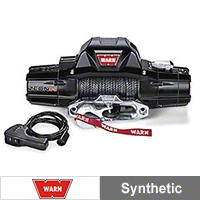 Warn ZEON 10 Recovery Winch w/Spydura Synthetic Rope (Universal Application) - WARN 89611