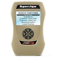 Superchips FlashCal Programmer (11-13 Wrangler JK) - Super Chips SCI3570