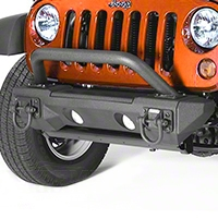 Rugged Ridge All Terrain Over-Rider Hoop (07-16 Wrangler JK) - Rugged Ridge 11542.14