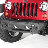 Rugged Ridge All Terrain Stubby Bumper Ends (07-13 Wrangler JK) - Rugged Ridge 11542.23