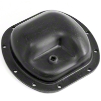 Alloy USA HD Differential Cover, Dana 30 (87-14 Wrangler YJ, TJ & JK) - Alloy USA 11200