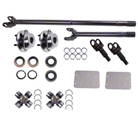Alloy USA Front Grande 30 Axle Shaft Kit (87-95 Wrangler YJ) - Alloy USA 12231