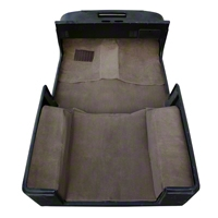 Rugged Ridge Deluxe Carpet Kit w/Adhesive, Honey (87-95 Wrangler YJ) - Rugged Ridge 13695.1