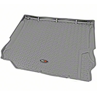 Rugged Ridge Cargo Liner, Gray (07-10 Wrangler JK) - Rugged Ridge 14975.01
