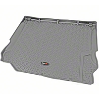 Rugged Ridge Cargo Liner, Gray (11-13 Wrangler JK) - Rugged Ridge 14975.03