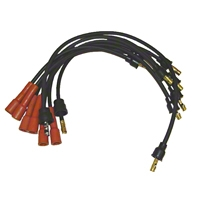 Omix-Ada Ignition Wire Set, 4.2L (87-90 Wrangler YJ) - Omix-ADA 17245.09