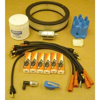 Omix-Ada Ignition Tune Up Kit 4.2L (87-90 Wrangler YJ) - Omix-ADA 17256.01