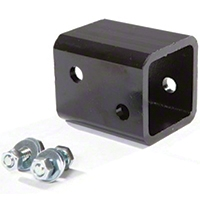 Rugged Ridge Parking Brake Relocation Bracket (07-13 Wrangler JK) - Rugged Ridge 18303.6