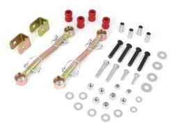 Rugged Ridge Front Sway Bar End Links, 4 in. Lift (97-06 Wrangler TJ)