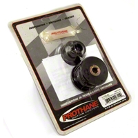Rugged Ridge Track Bar Bushings, Front, Black (97-06 Wrangler TJ) - Rugged Ridge 1-1205BL
