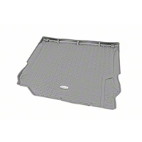 Rugged Ridge Cargo Liner, Tread Lightly, Gray (07-10 Wrangler JK) - Rugged Ridge TL-14975.01