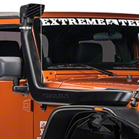 Red Rock 4x4 Jeep JK Snorkel (07-11 Wrangler JK) - Red Rock 4x4 J25094