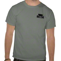 It's a Jeep Thing T-Shirt - Stone Green - XT Accessories TBD3