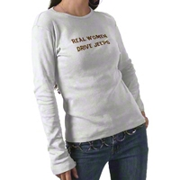 Real Women Drive Jeeps T-Shirt - XT Accessories TBD9