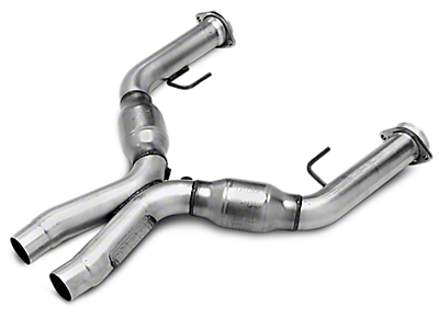 X-Pipes For Long Tube Headers 2005-2009