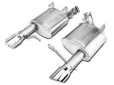 Axleback Exhaust 2010-2014