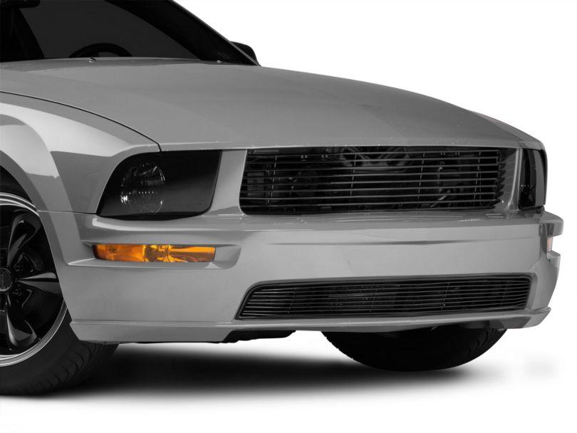 Modern Billet Retro Billet Grille - Black (05-09 GT)