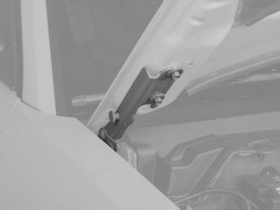 Add Hood Hinge - Right Side (05-14 All)