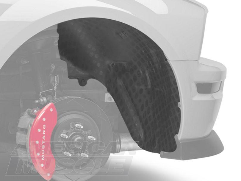 OPR Inner Fender Splash Shield - Right Side (05-09 V6)