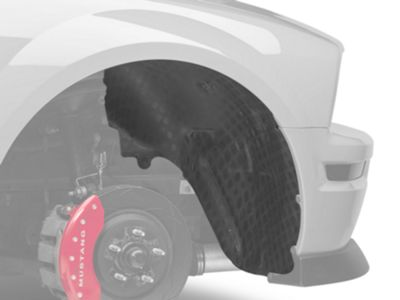 Add Inner Fender Splash Shield - Right Side (05-09 GT)