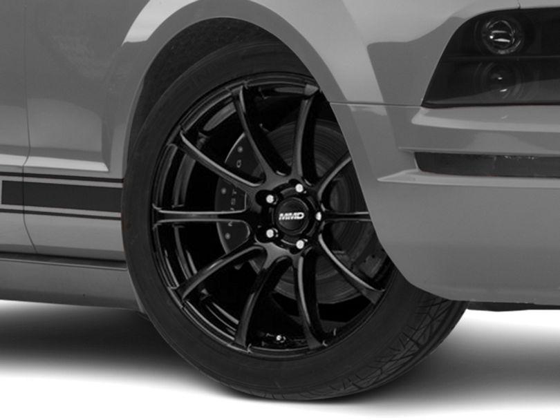 MMD Axim Black Wheel - 20x8.5 (05-09 All)
