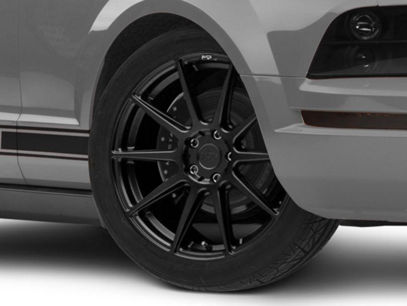 Niche Essen Matte Black Wheel - 19x8.5 (05-09 All)