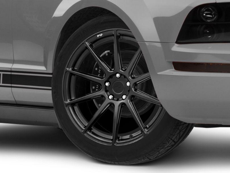 Niche Essen Matte Black Wheel 20x9 (05-09 All)