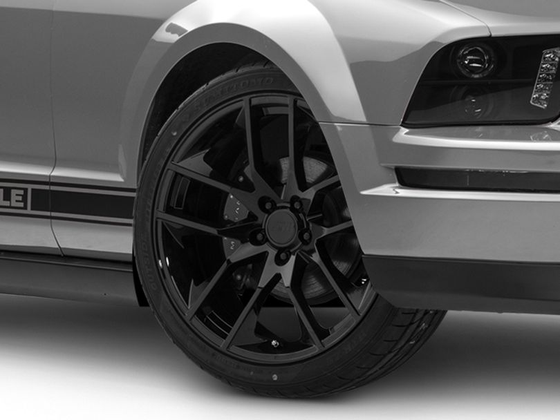 Magnetic Style Black Wheel - 20x8.5 (05-09 All)