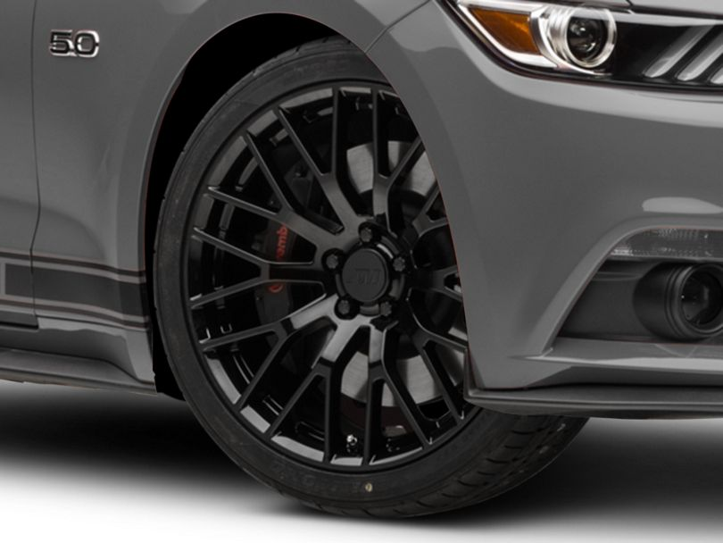 Performance Pack Style Black Wheel - 20x8.5 (15-20 GT, EcoBoost, V6)