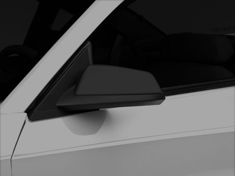 MMD Mirrors - Matte Black (99-04 All)