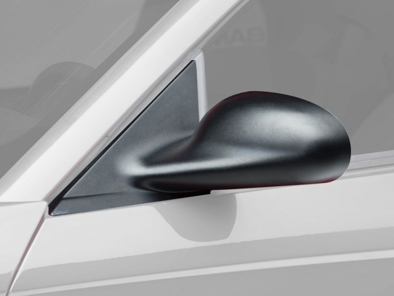 Ford Replacement Powered Mirror; Driver Side (99-04 All)